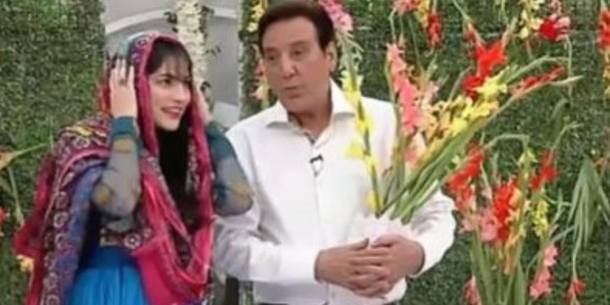 Neelam Muneer receives Praises by Netizens for her Pashto act