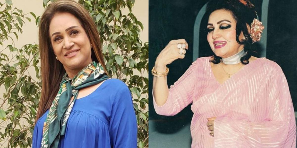 Bushra Ansari sings