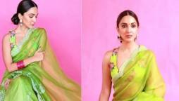 Kiara Advani looks alluring