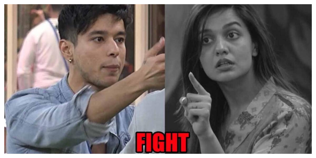 Divya Agarwal and Pratik Sehajpal fight