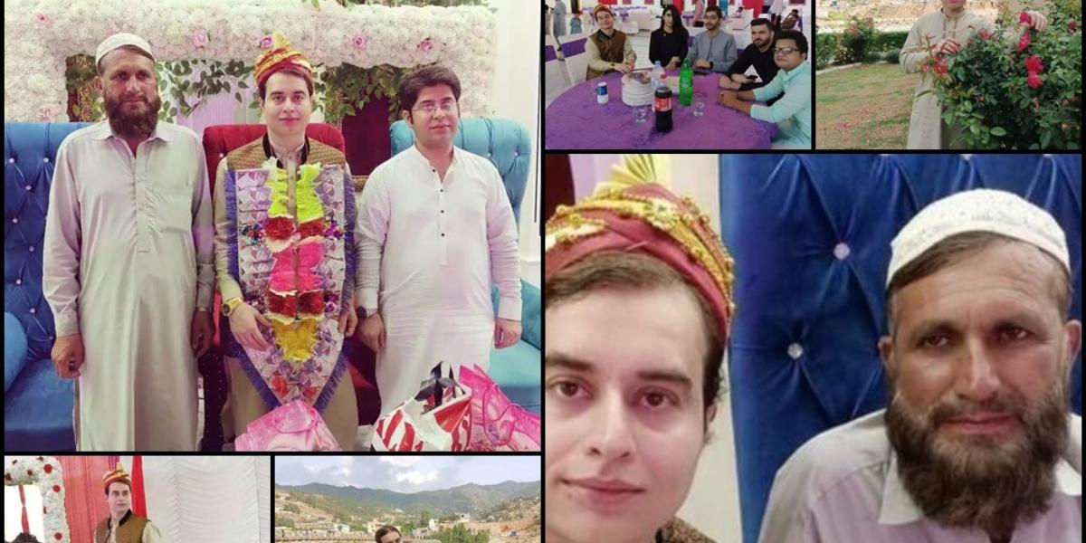 Nasir Khan wedding