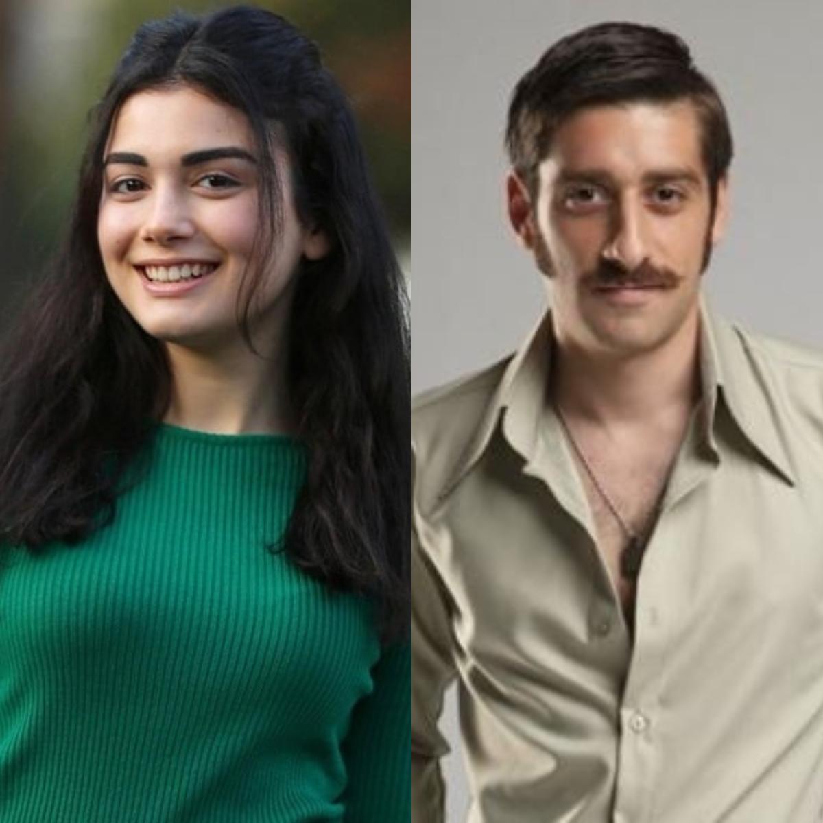 "Ozge Yagiz has begun filming for her drama series "" Icimizden Biri """
