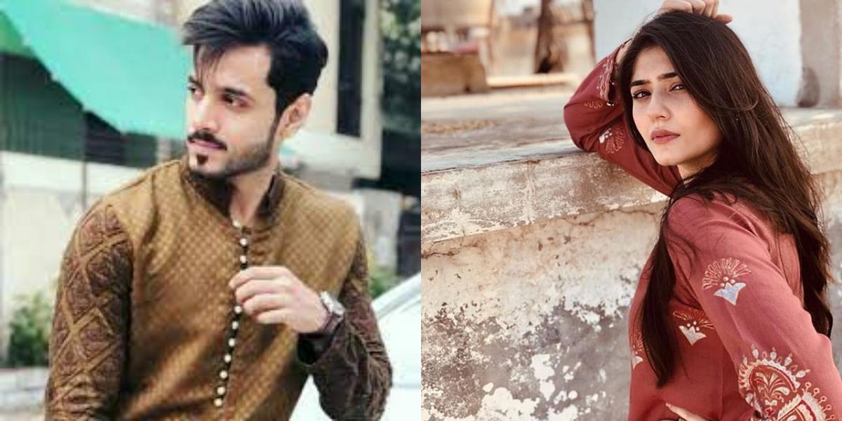 Wahaj Ali and Dur-re-Fishan Saleem