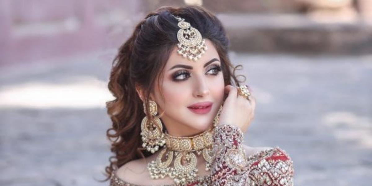 Actress Moomal Khalid