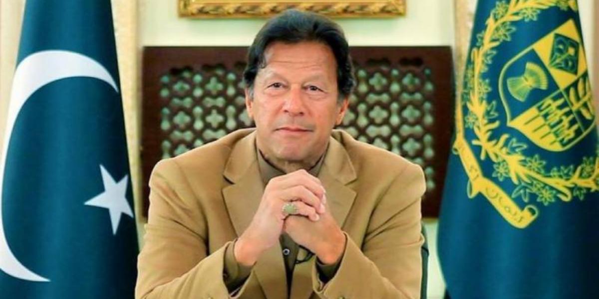 PM Imran live calls