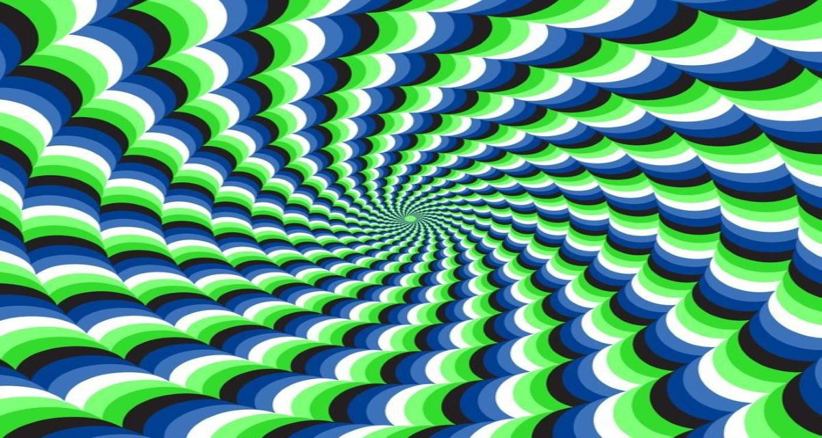 These 3 optical illusions that will sting your mind