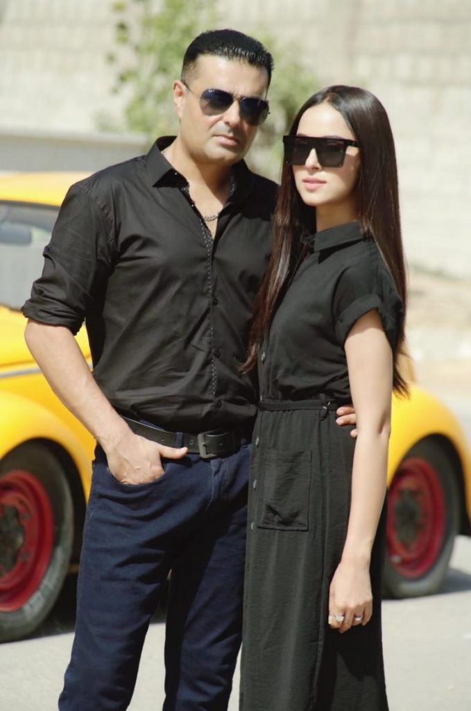 Nimra Khan Relationship