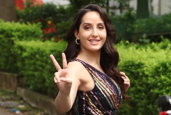 Dancing queen Nora Fatehi