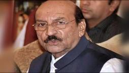 Former Sindh CM Qaim Ali Shah Tested Positive For COVID-19