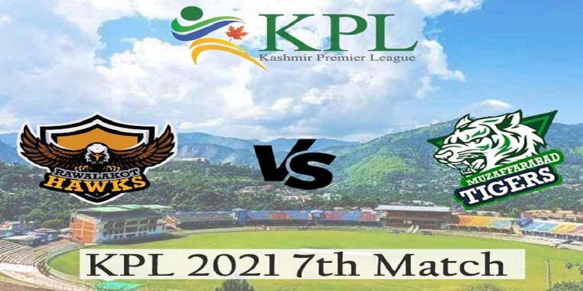 KPL 2021: Rawalakot Hawks Win The Toss & Opt's To Bowl First Against Muzaffarabad Tigers