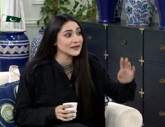 Sana Askari Shares