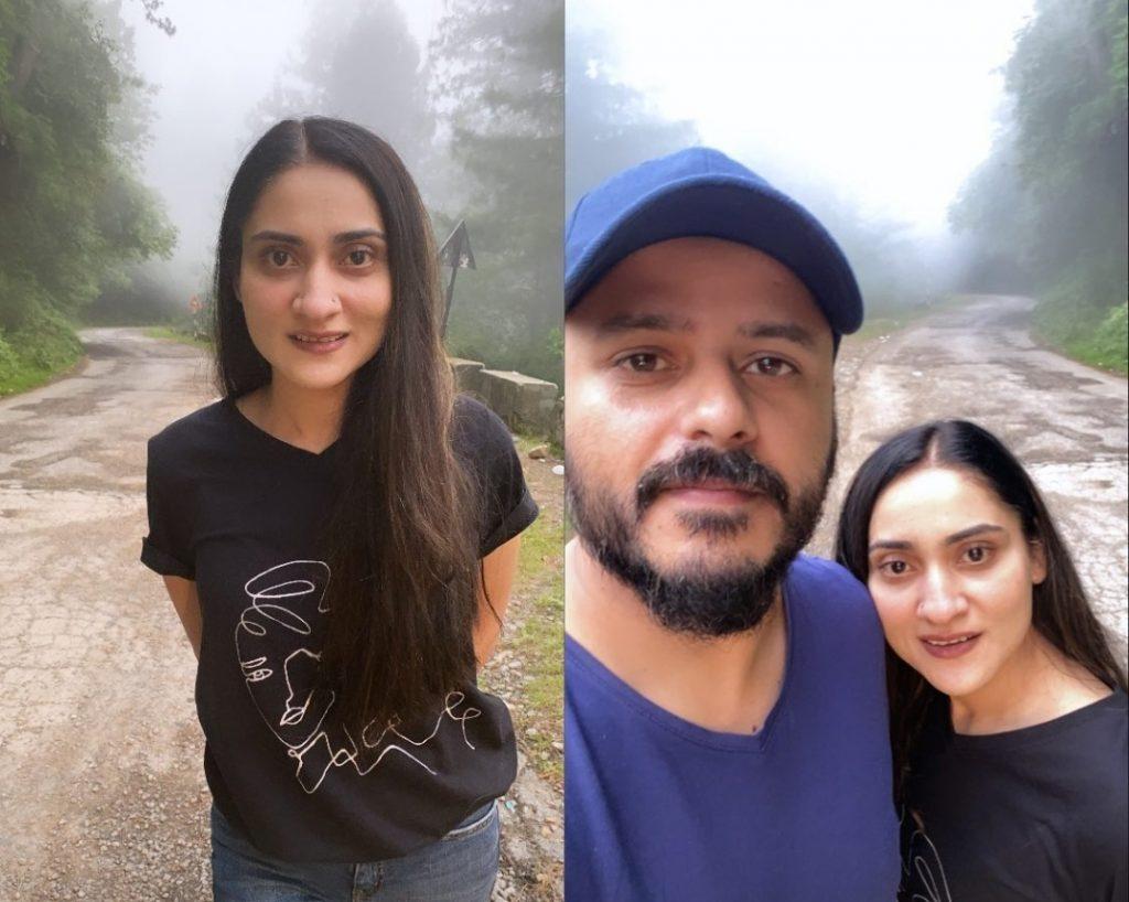 Sana Askari And family