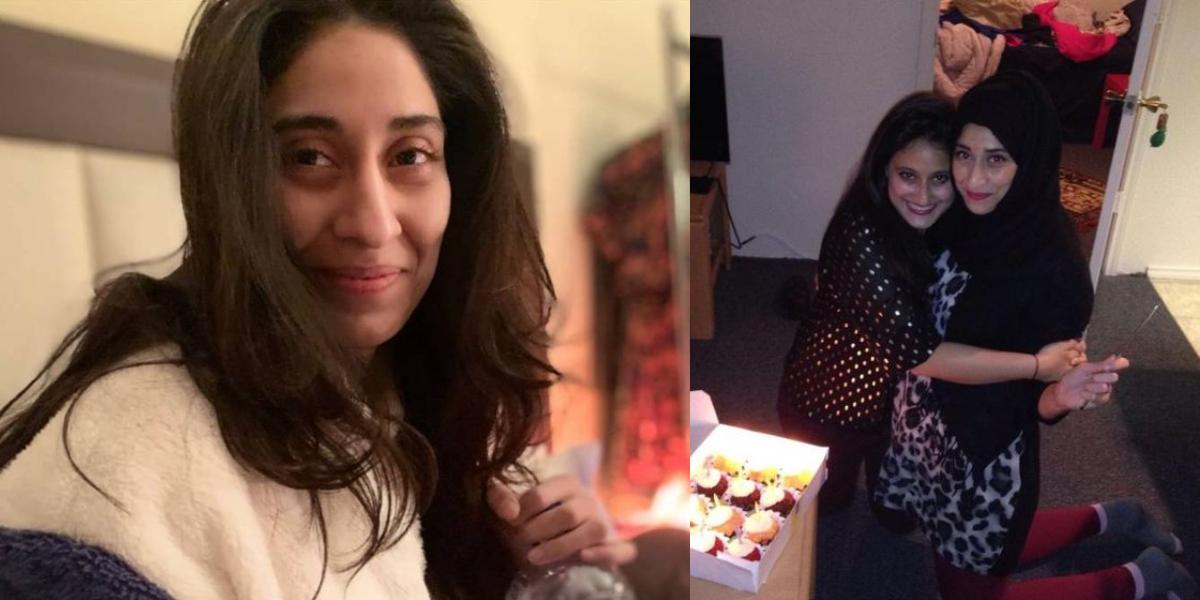 Sara Mukadam note for Noor Mukadam
