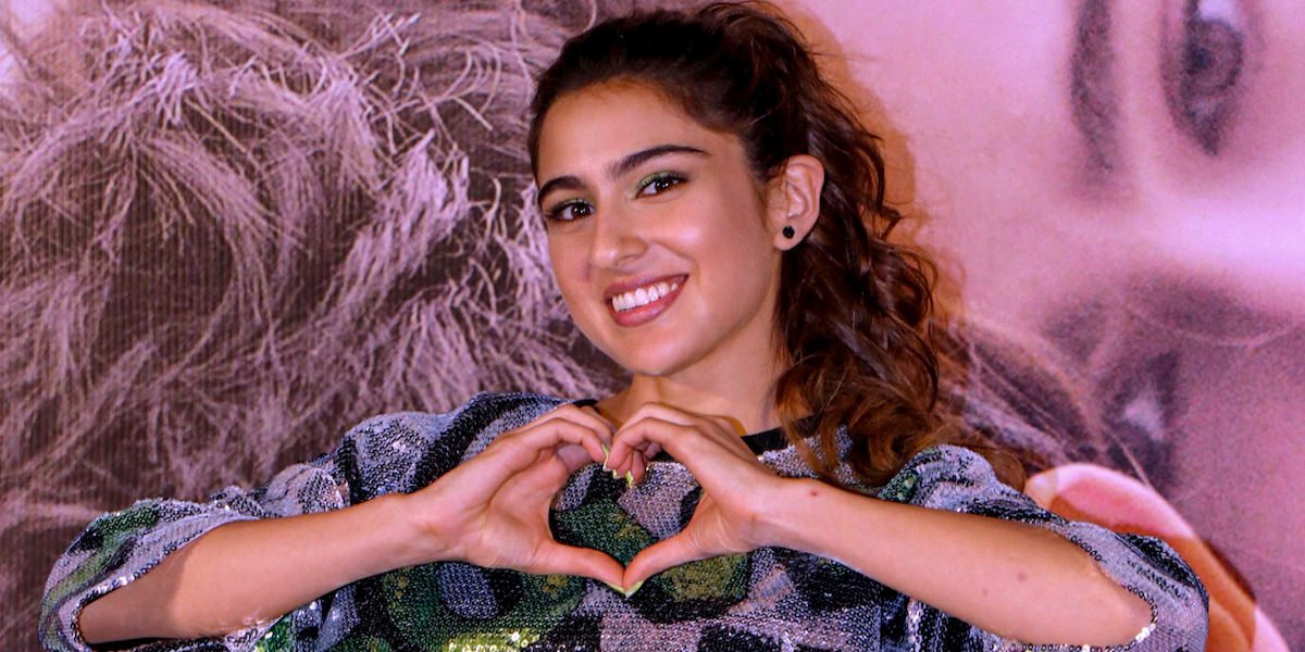 Sara Ali Khan lookalike
