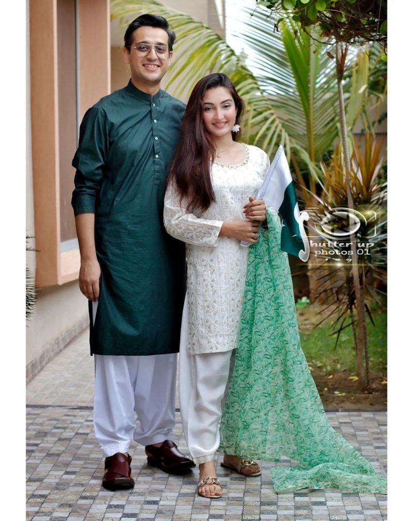 Shafaat Ali and family