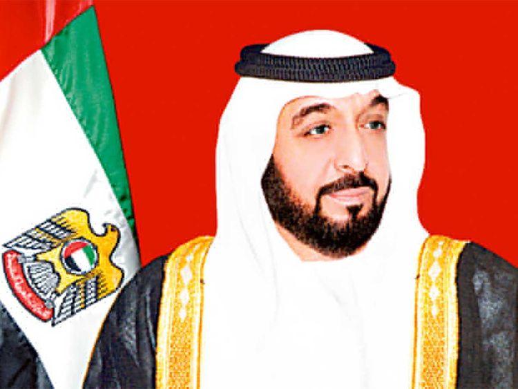 UAE leader