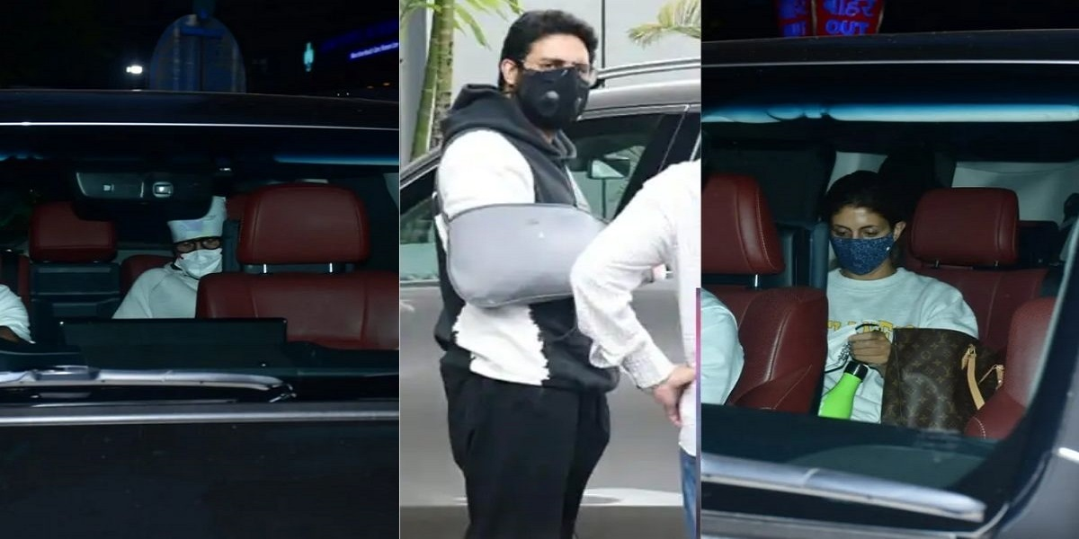 Abhishek Bachchan suffers injury on set