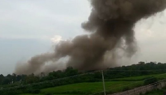 POF Wah Cantt explosion