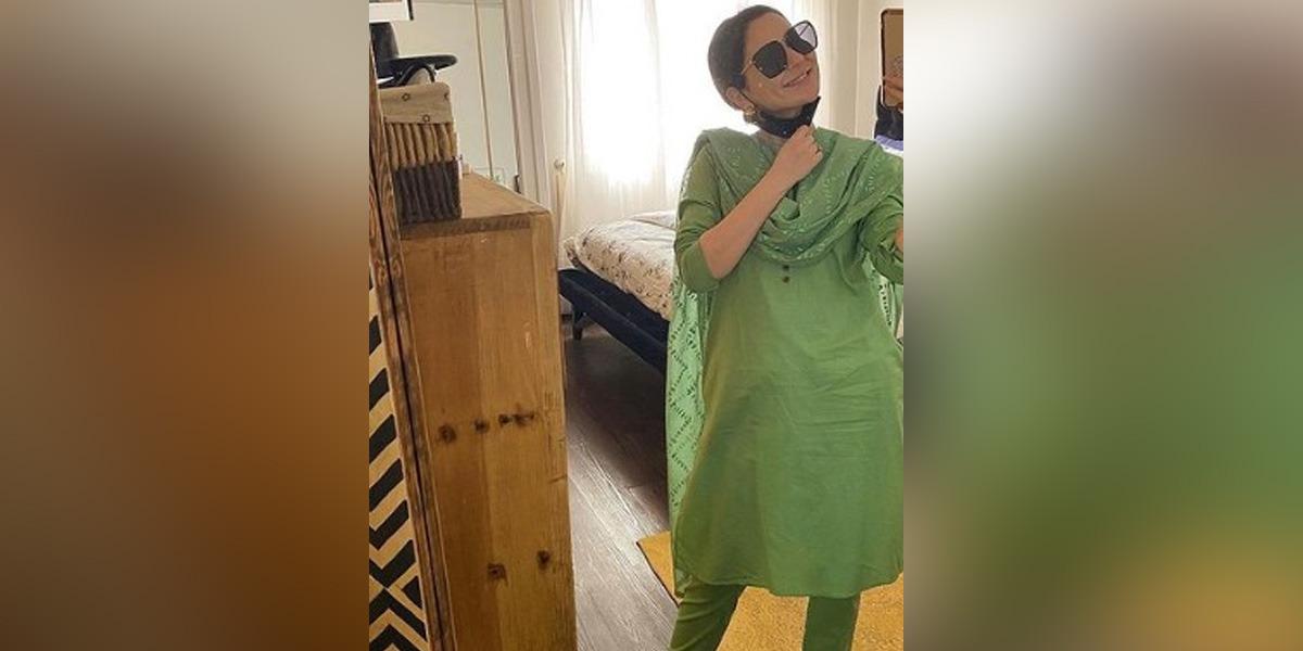 Hania Aamir's unique style