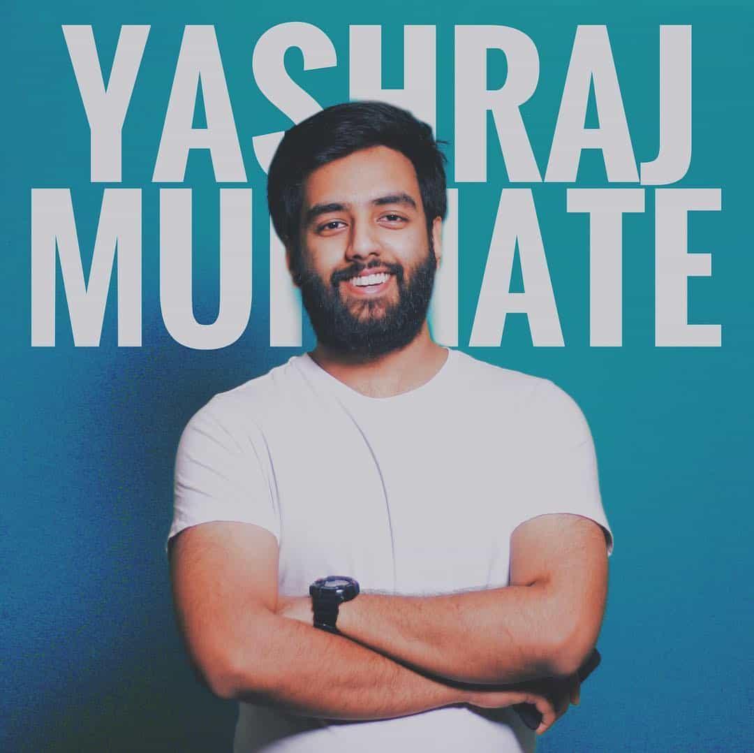 Yashraj Mukhate