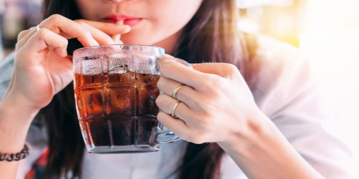 Did you know just one soft drink can shorten your life by 12 minutes?