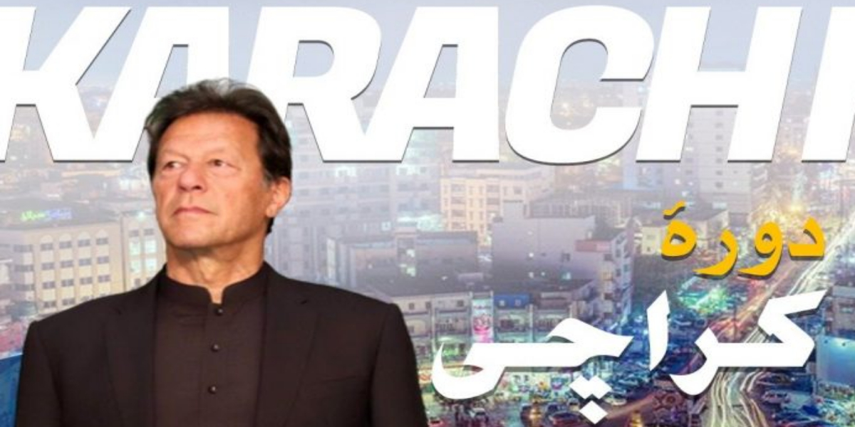 PM Imran To Pay A One-Day Visit To Karachi On Tuesday