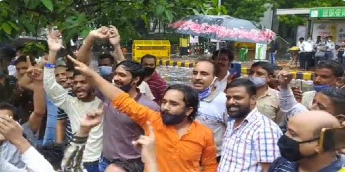 India: 'If Muslims Wants To Live Here, They Must Chant Jai Shri Ram'