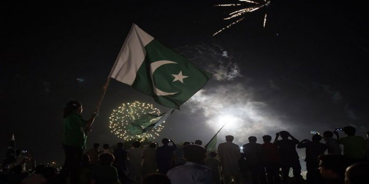 One killed, dozens injured in aerial firing on Independence Day