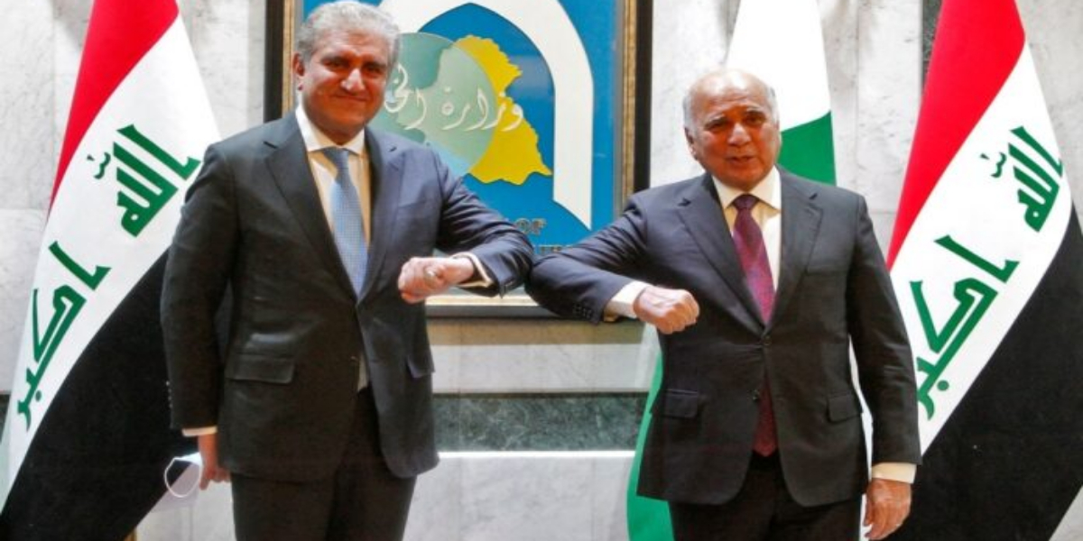 Iraqi Foreign Minister Arrives In Pakistan On Two-Day Visit