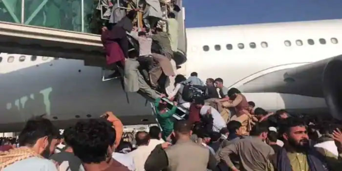 5 Afghan civilians killed due to direct firing from US forces at Kabul airport