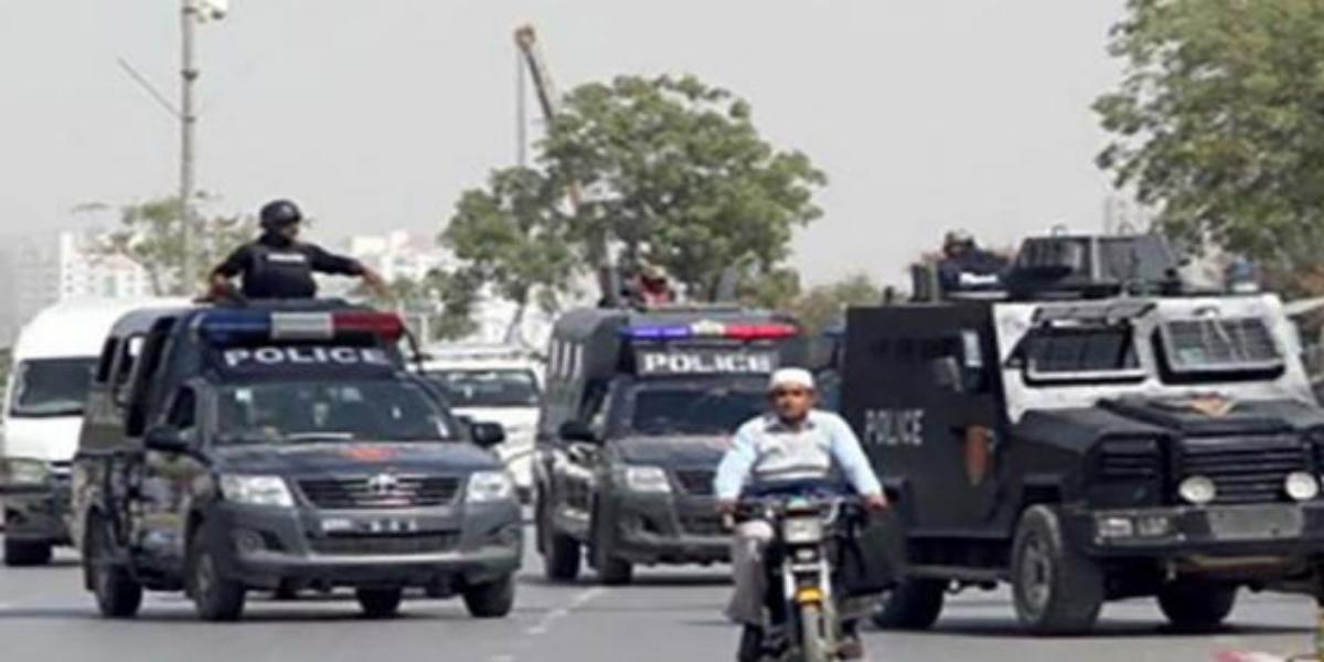 Muharram 2021: Strict Security arrangement, traffic plan implemented in Karachi