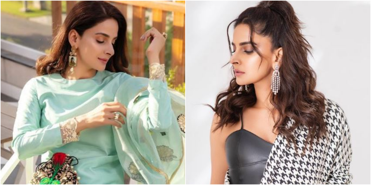 Saba Qamar is quite fashionista: Here's proof