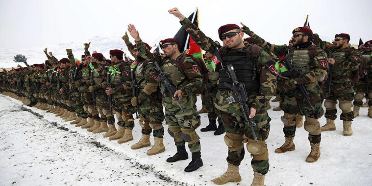 Know how much money did US spend on 'failed' Afghan army?