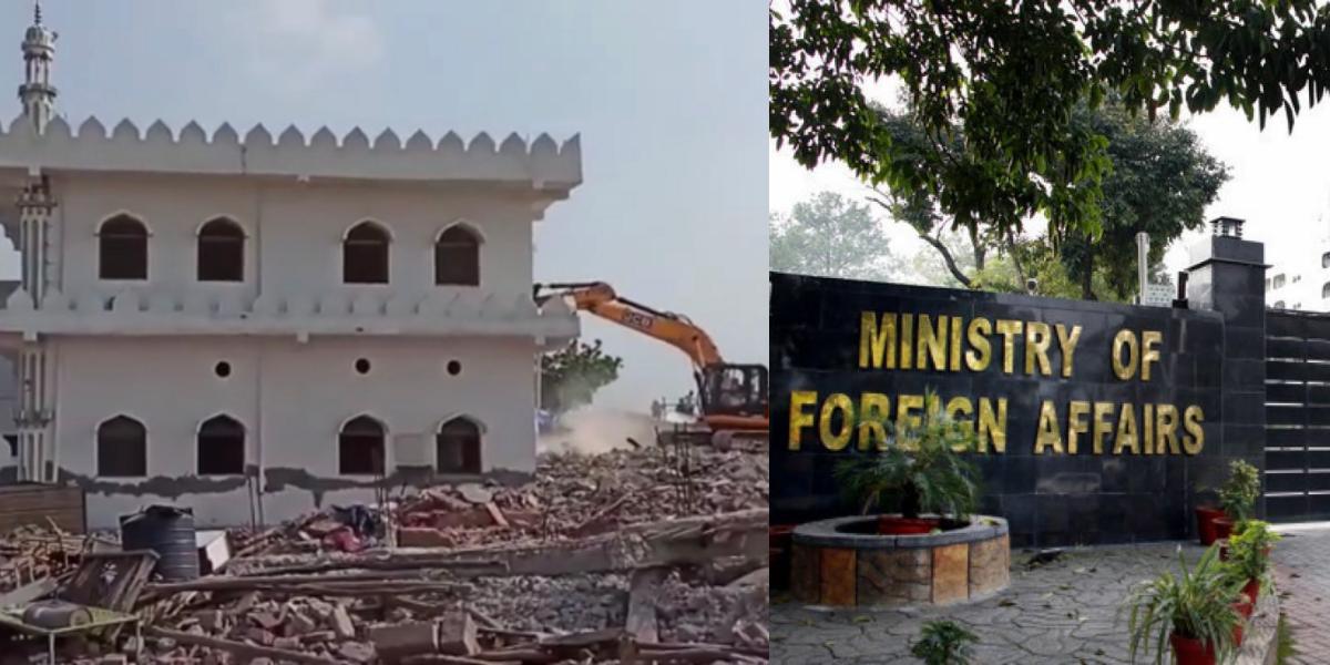 Pakistan condemns 'unfair demolition' of historic mosque in India