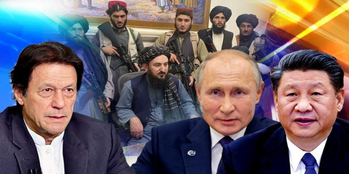 China, Russia have soft corner for Taliban, Pakistan is acting cautiously