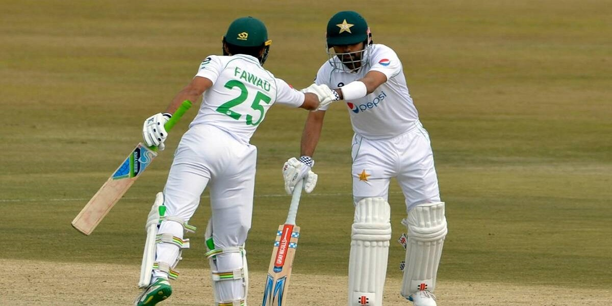 Pakistan vs WI: Babar Azam showered praise on Fawad Alam