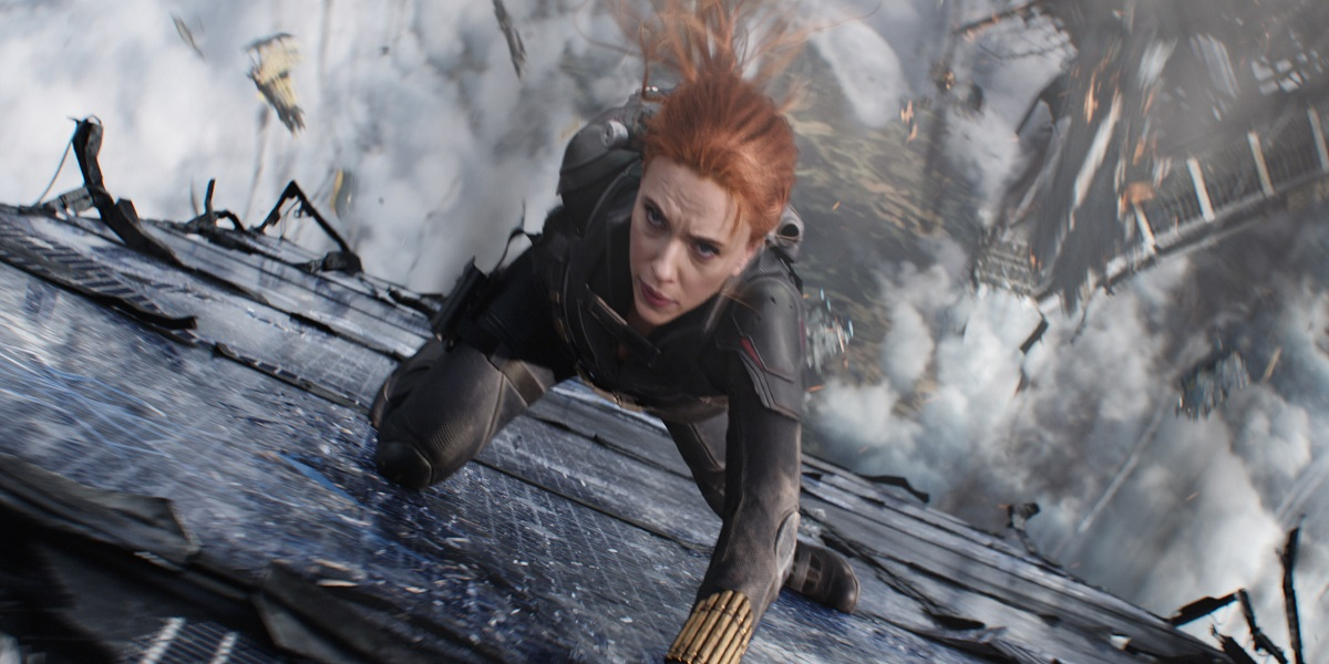 Disney earns $125 million in online income thanks to Black Widow