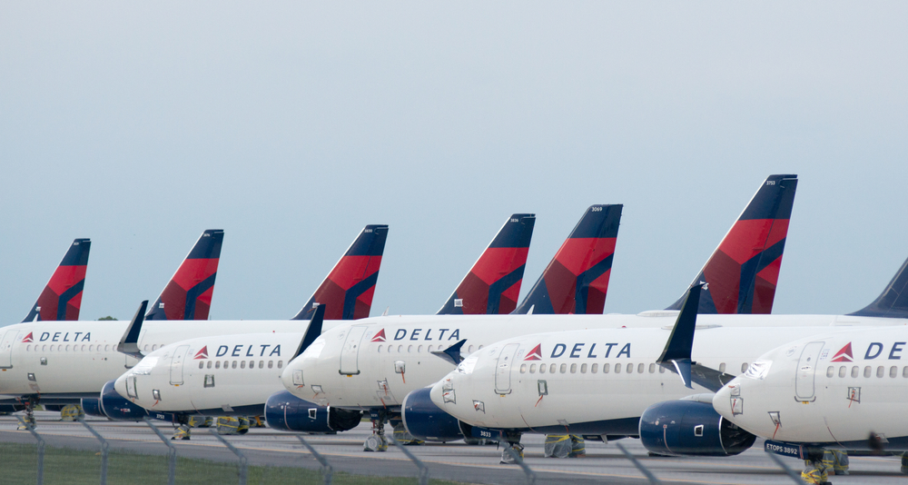 Delta,Airplanes