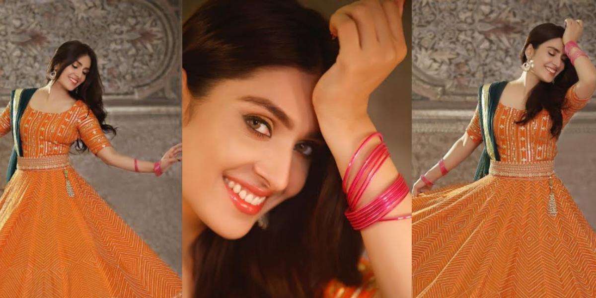 Ayeza Khan dance moves