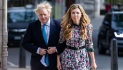 Boris Johnson Carrie second child