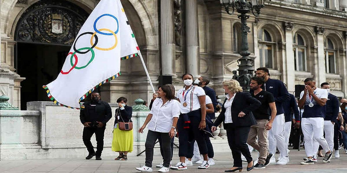 Paris Looks Beyond COVID for Hosting 2024 Olymplic Games