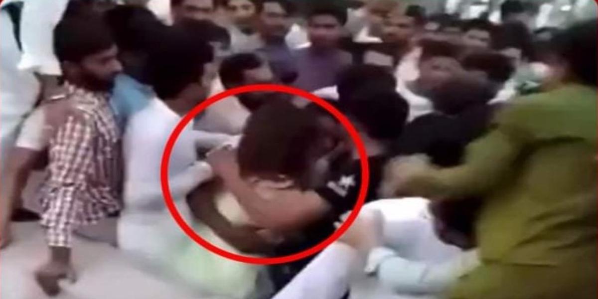 Minar-e-Pakistan Incident Celebrities call out