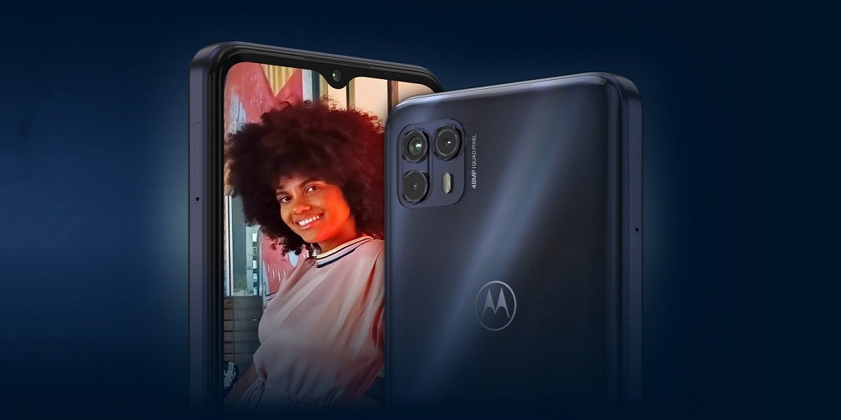 Motorola Moto G50 5G goes official featuring dimensity 700