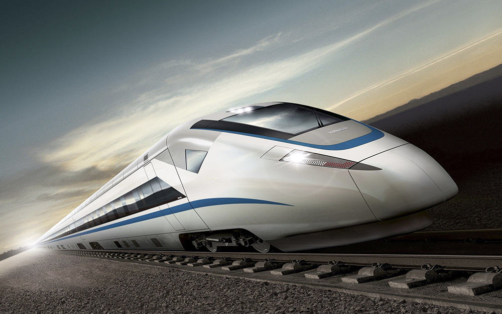 high-speed-modern-train