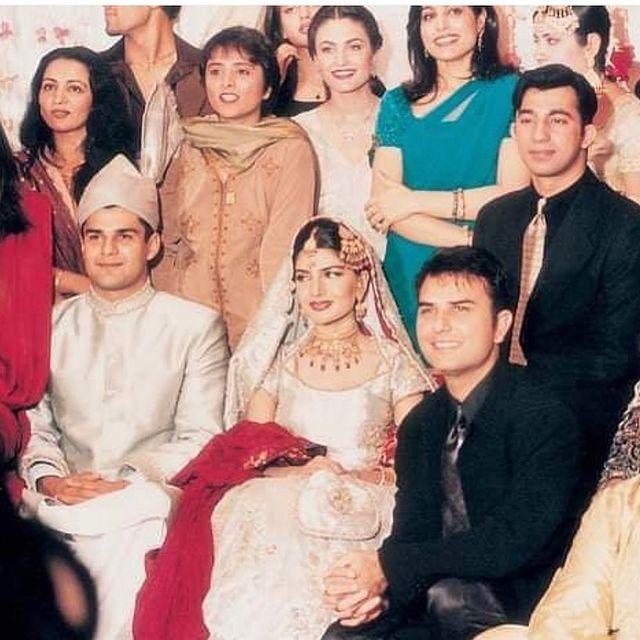 Iffat Omar wedding