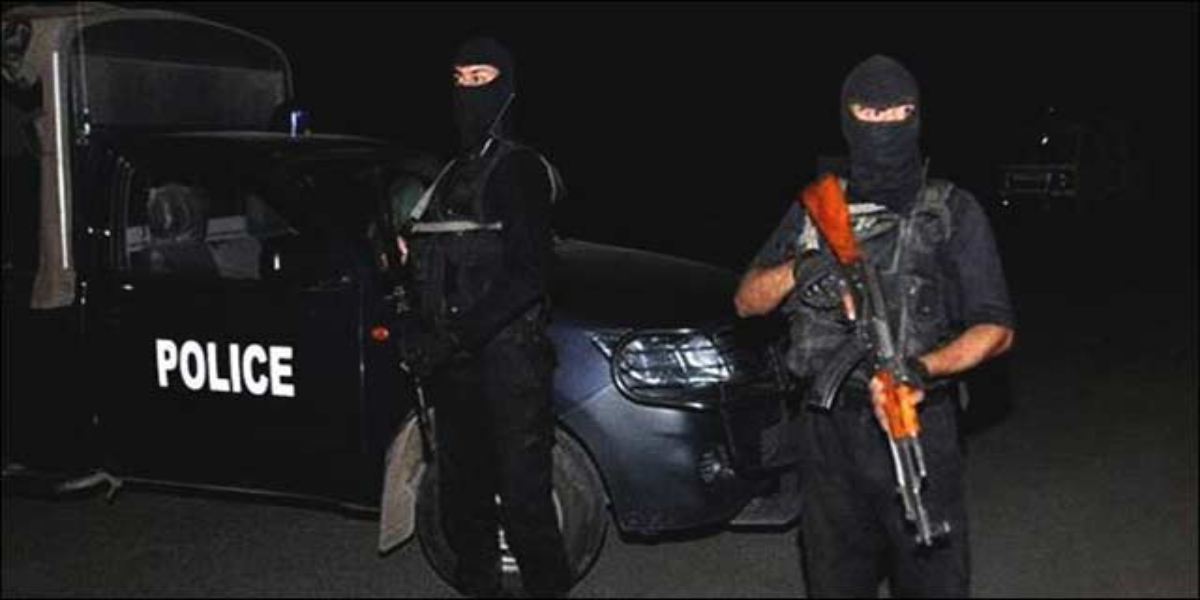 Dacoits killed in police encounter