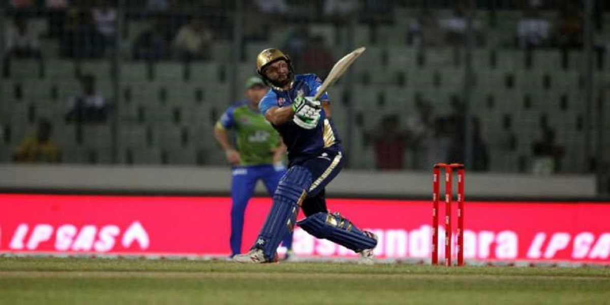 Shahid Afridi Hitting Six over LoC will be the Greatest Thing About KPL