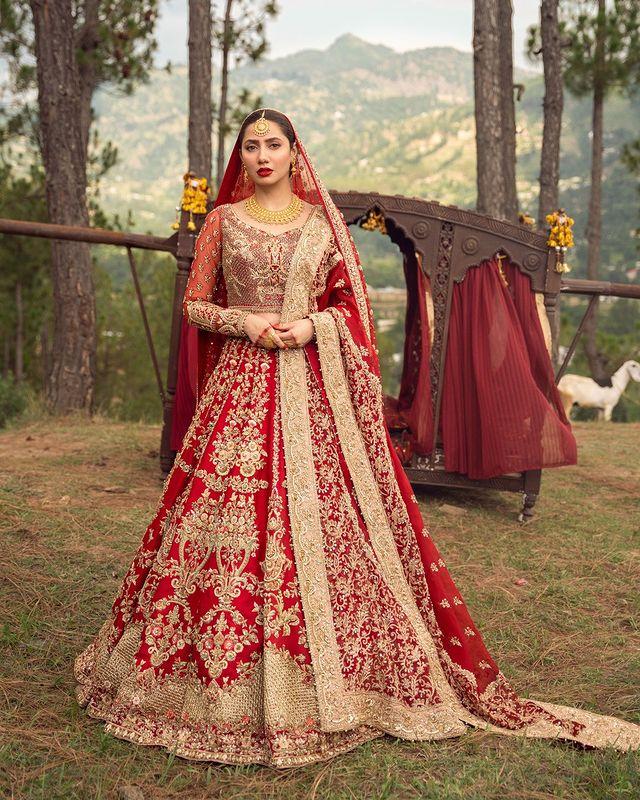 Mahira Khan bridal