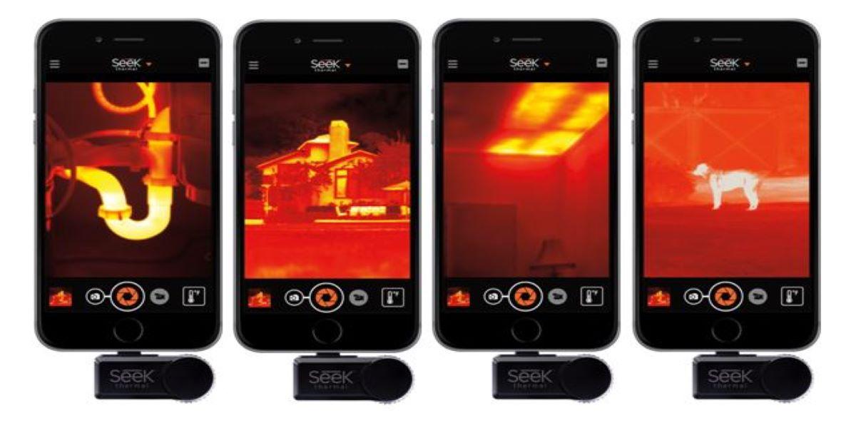 Low cost infrared sensor developed for smartphones