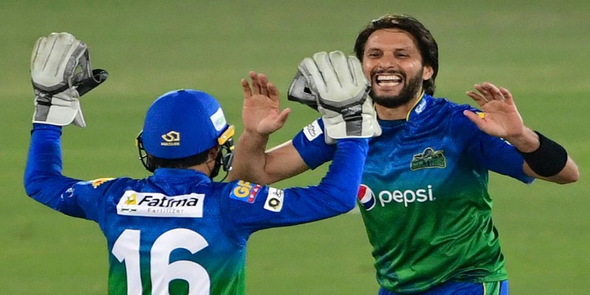 Afridi says he may be making his last appearence in next PSL season